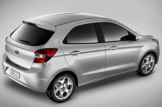 Nuevo Ford Ka 2014