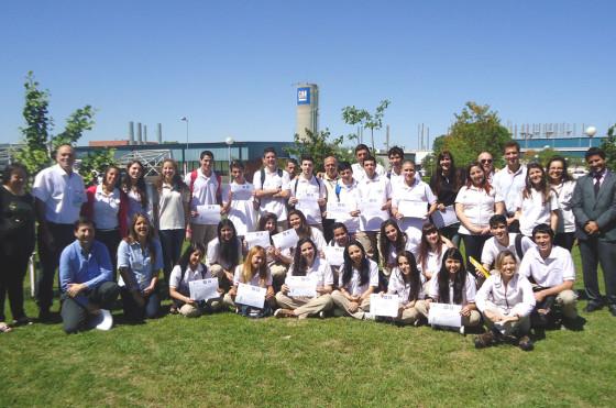 """RSE: el Programa """"Empresarios del Futuro"""" de GM Argentina cumplió 8 años"""