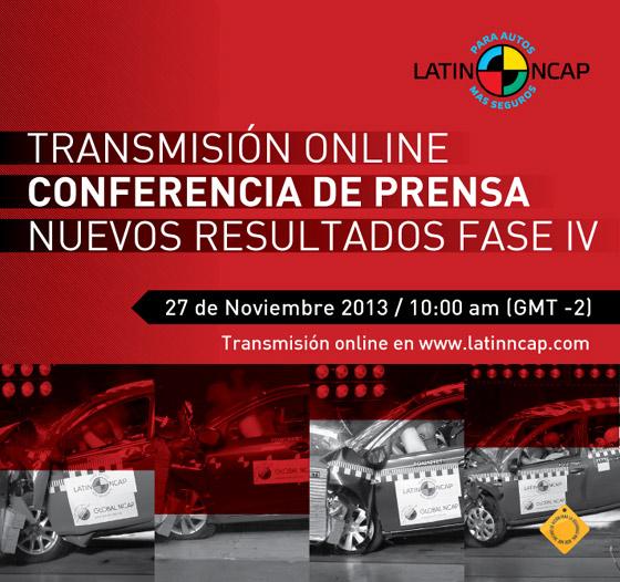 LatinNCAP en vivo