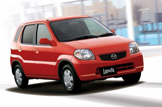Mazda Laputa.