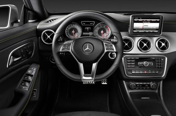 Mercedes-Benz CLA Sport