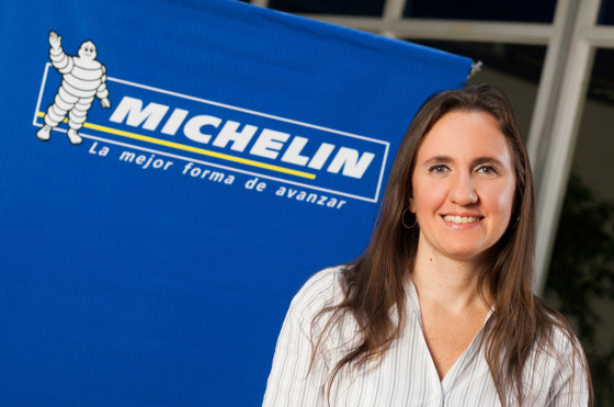 Eliana Banchik, gerente de marketing de Michelin Argentina