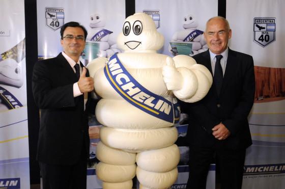 Michelin presentó la Guía Ruta 40;