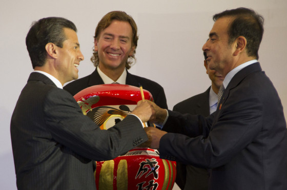 Nissan inauguró su nueva planta donde ya fabrica el Sentra