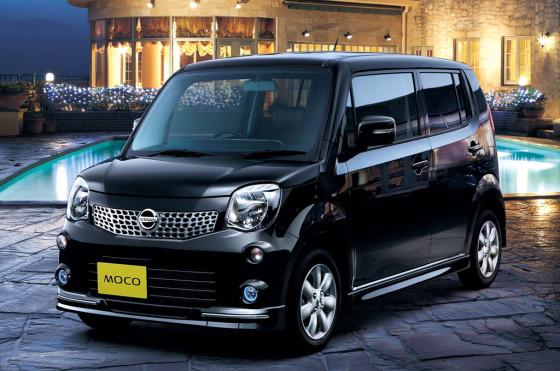 Nissan Moco.