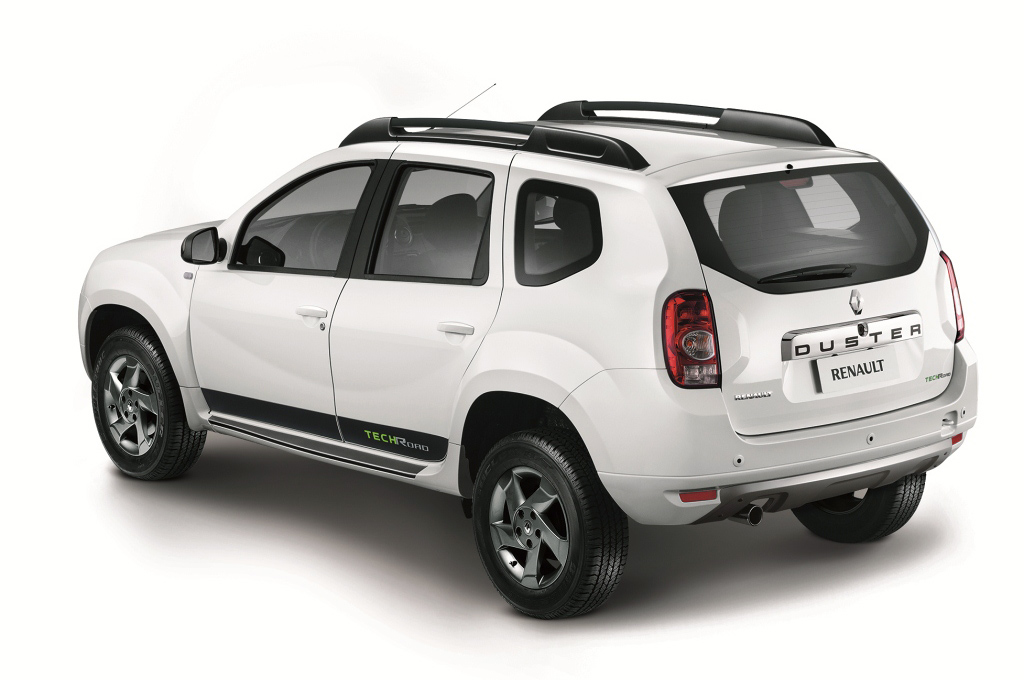 Argentina: Renault lanzó la serie limitada Duster Tech ...