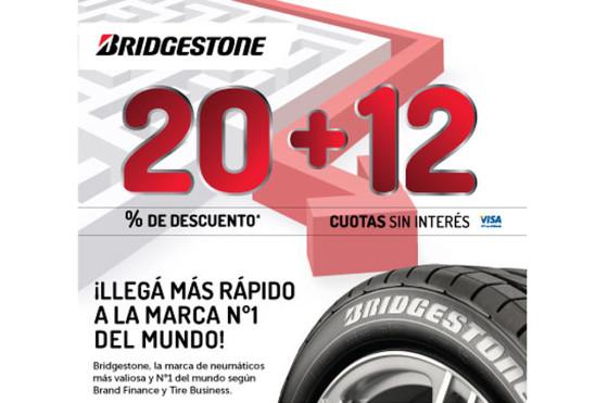 Bridgestone Argentina celebra el fin de año con una promoción