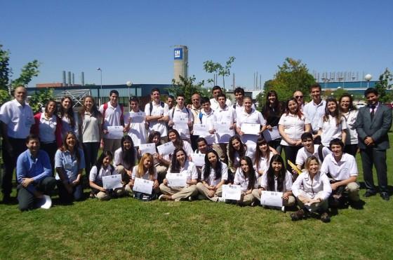 RSE: En 2013, unos 1250 voluntarios de GM y su cadena de valor participaron en los distintos programas