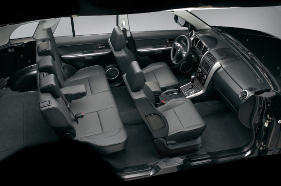 Nueva Suzuki Grand Vitara 4x4 JLX