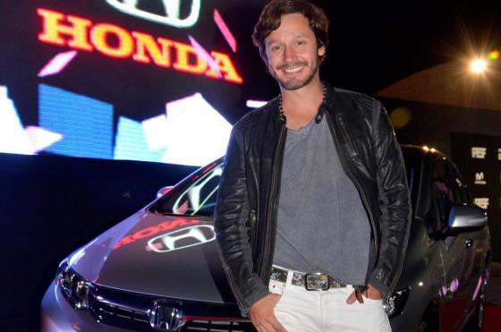 Benjamín Vicuña en el Honda Summer 2014