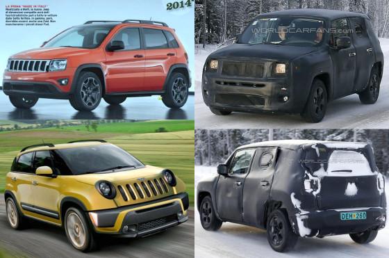 Proyecciones del Jeep Jeepster