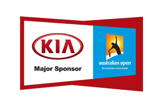 Kia puso primera en el Australian Open