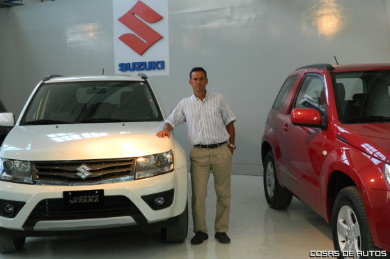 Sebastián Dañil, gerente general de Suzuki Argentina
