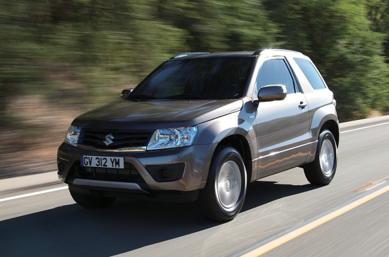 Nueva Suzuki Grand Vitara 3 puertas