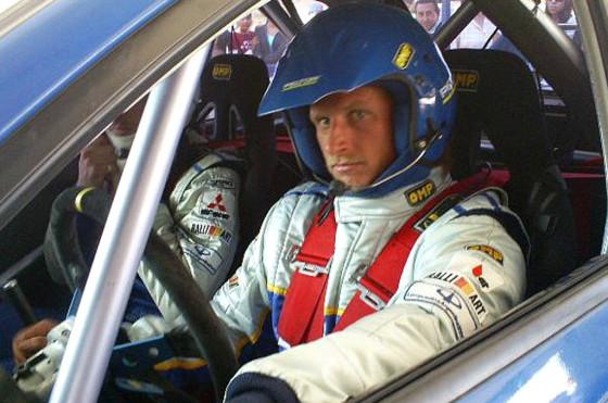 Nalbandian colgó la raqueta y se pone el antiflama: debuta en el Maxi Rally