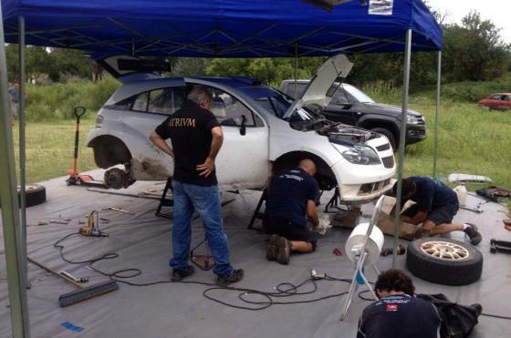 <strong>El Tango Rally Team ya trabaja sobre el Agile 2014.</strong>