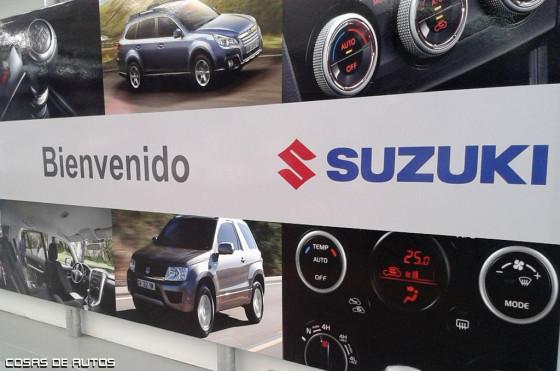 Ingreso al Servicio de Suzuki Argentina