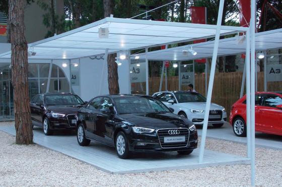 Audi A3 Sedán en Cariló