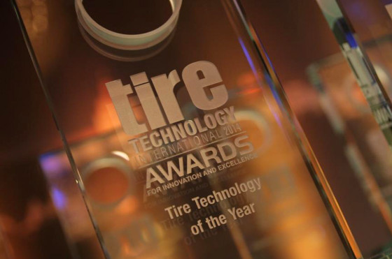 Bridgestone ganó el premio a la Tecnología del neumático 2014 por la tecnología Ologic