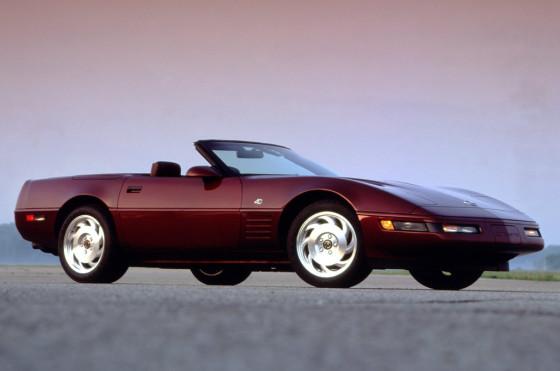 Chevrolet Corvette 40 Aniversario