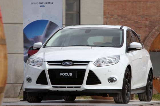 El Ford Focus fue el auto más vendido del mundo en 2013