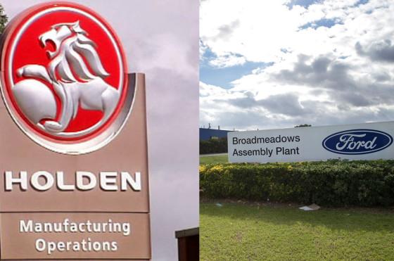 Holden y Ford dejan de fabricar en Australia