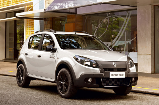 Renault Sandero Stepway Tweed