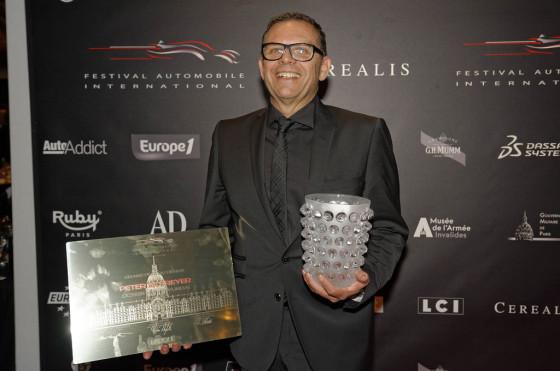 Otro importante premio para Peter Schreyer, jefe de diseño de Kia