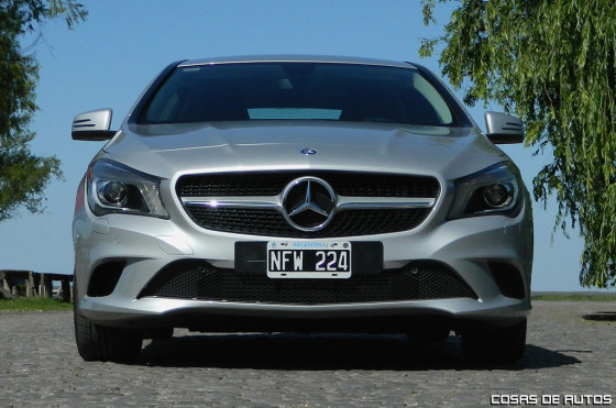 Test de Mercedes-Benz CLA