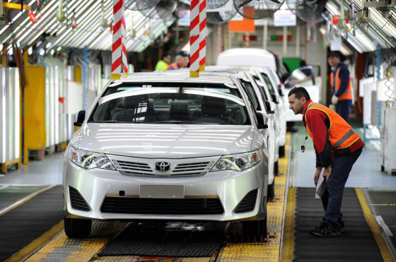 Australia sin industria automotriz: al igual que GM y Ford, Toyota deja de producir