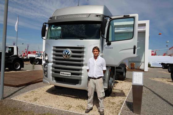 Volswagen estará presente en ExpoAgro 2014 con Camiones y Buses