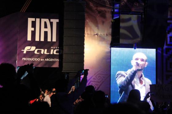 Verano 2014: Fiat en Cosquín