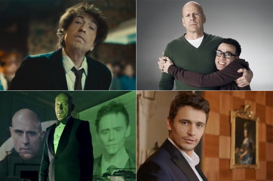 Super Bowl XLVIII: Bob Dylan, Bruce Willis y Ben Kingsley, estrellas de los avisos de las automotrices