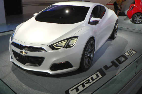 Concept car Chevrolet Tru 140S