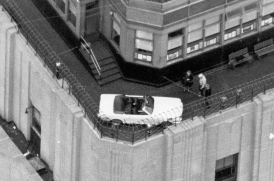50 años después, Ford volverá a subir un Mustang en la cima del Empire State