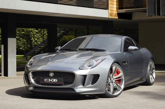 Concept car Jaguar C-X16