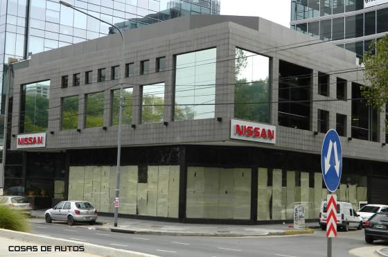 Las nuevas oficinas de Nissan Argentina