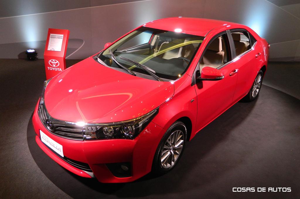 Nuevo Toyota Corolla 2015.html | Autos Weblog