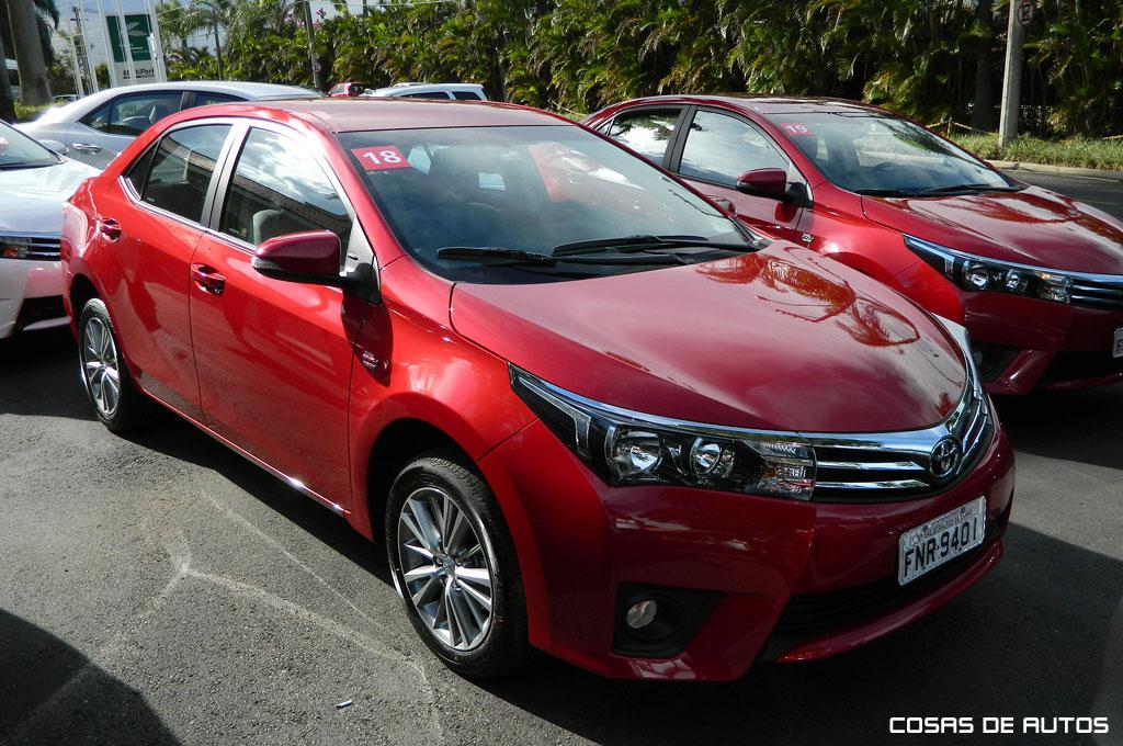 Precios Y Versiones Del Nuevo Toyota Corolla En Argentina | 2016 Car ...