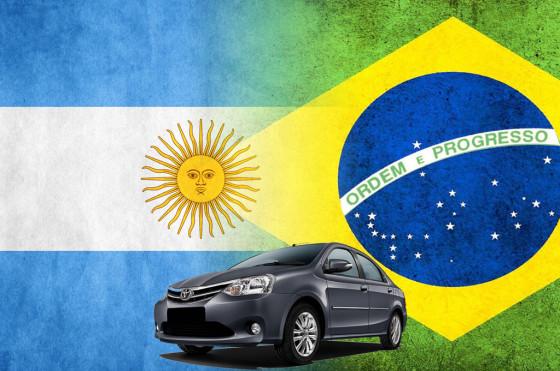 Comparación Argentina-Brasil