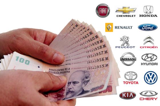 ¿Cuáles son los autos más baratos de la Argentina?