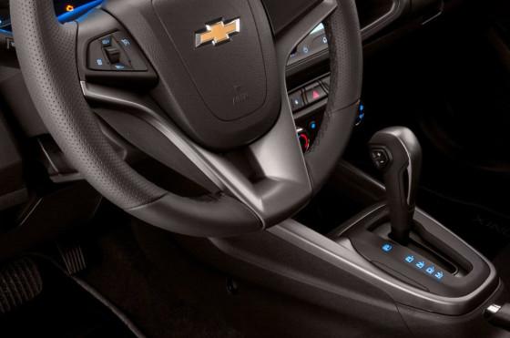 Caja automática-secuencial de Chevrolet