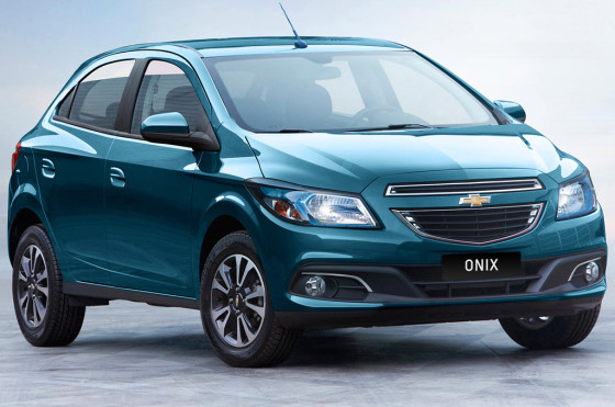 Chevrolet Onix AT