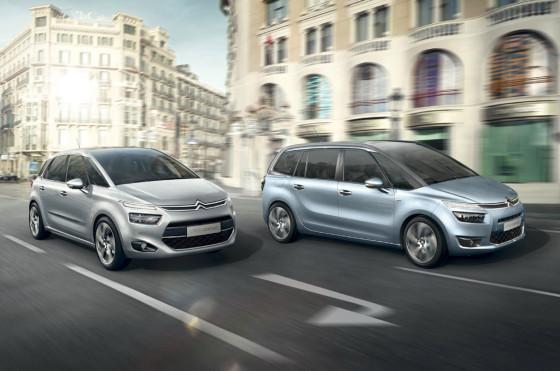 Citroën C4 y Grand C4 Picasso