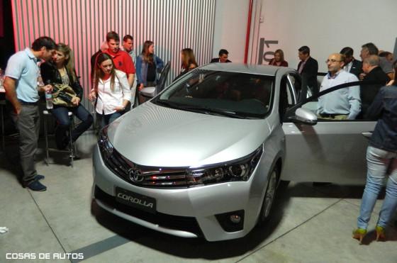 Toyota Argentina inció la comercialización del Nuevo Corolla