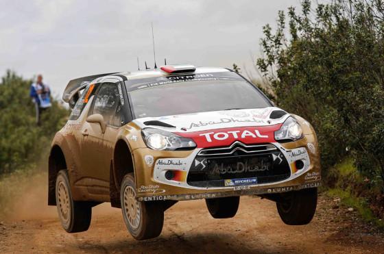 Citroën DS3 WRC 2014