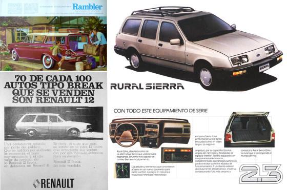 Rurales en Argentina