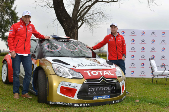 Citroën Total Abu Dhabi World Rally Team