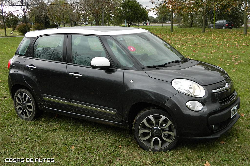 Argentina Fiat Present 243 El 500l La Versi 243 N Familiar Quot Con