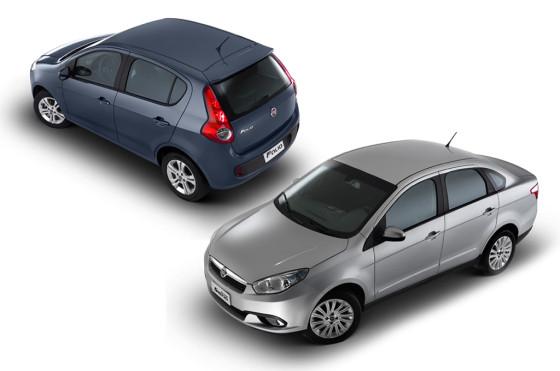 Fiat Nuevo Palio y Grand Siena